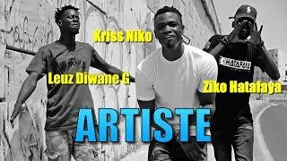 Ziko Hatafaya - Artiste ft. Leuz Diwane G & Kriss Niko - Clip Officiel