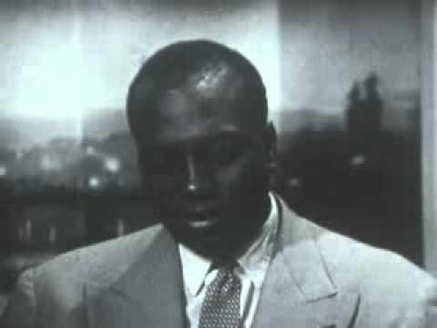 HISTOIRE DU MALI : INTERVIEW DE MODIBO KEITA , PREMIER PRÉSIDENT DU MALI.