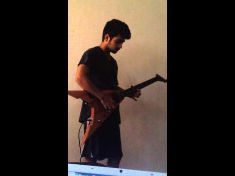 Beetein Lamhe- KK Electric Guitar Cover