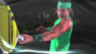 Virtua Tennis 2009 Trailer