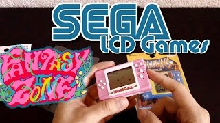 SEGA LCD Games! Tested and Dissected!