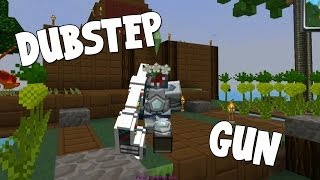 minecraft attack of the b team dubstep gun 11