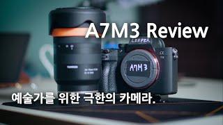 [4K][소니 미러리스 A7M3 리뷰] 여행, 강아지 …