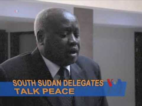 South Sudan Cease-fire Proposal