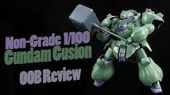 590 - 1/100 Gundam Gusion (OOB Review)
