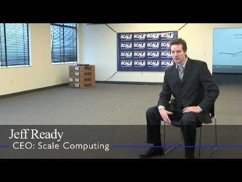 Indianapolis Headquarters Ribbon Cutting - Scale Computing