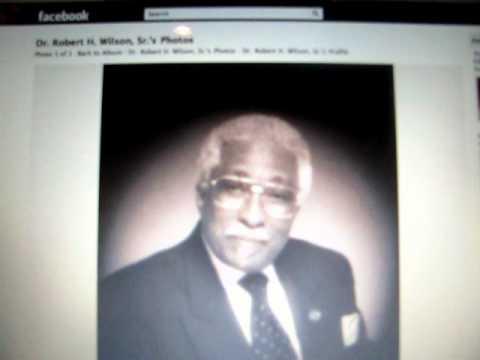 God and Sinners Reconciled - Robert H. Wilson, Sr. -2001