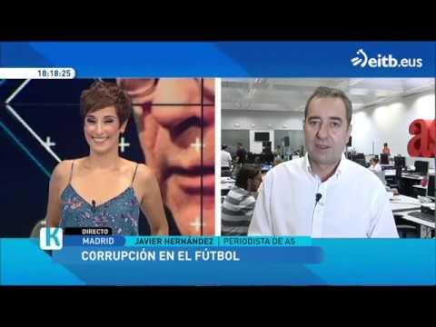 Javier Hernández sobre la detención de Ángel María Villar