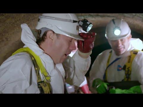 GROSS! London's Secret Sewer River - World Beneath Your Feet - BBC