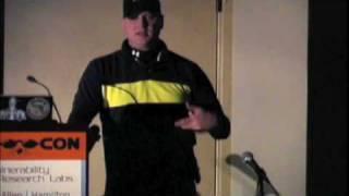 Shmoocon - DIY Hard Drive Diagnostics and Data Recovery 2