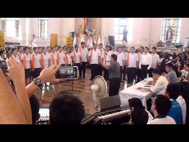 bagong Kristo performed by COS chorale Travel Video
