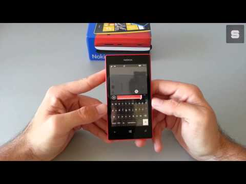 Nokia Lumia 520 video recenzija