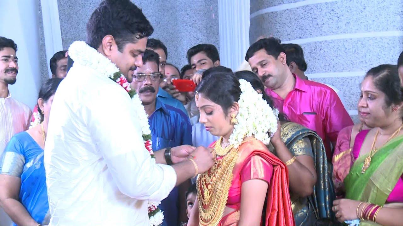 Sreenath Dimple Wedding Highlights
