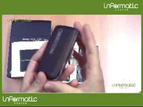 Unboxing HTC Touch 3G