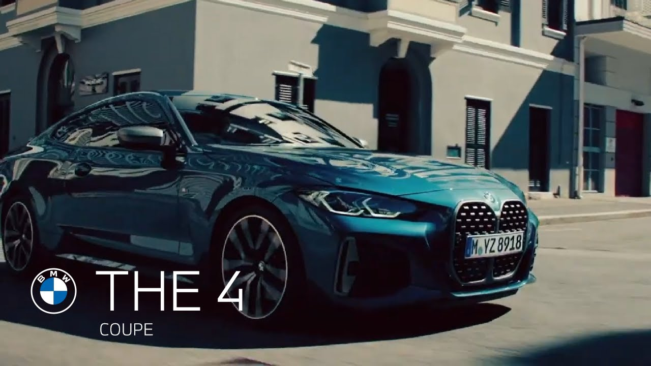 BMW Serie 4 Coupé - Launchfilm 2020