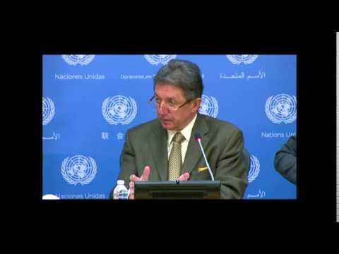 On Ukraine, ICP Asks PR Sergeyev Of Killing Civilians & Journalists, He Cites Deception
