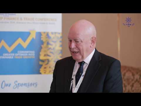 TMS Ship Finance & Trade Conference 2018, Andrew Simmons, CEO, Global Marine Transport Capital