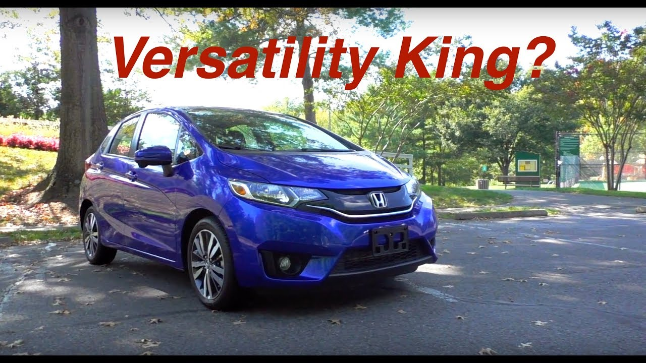 2017 Honda Fit Review Is It Fun Versatile Or Both