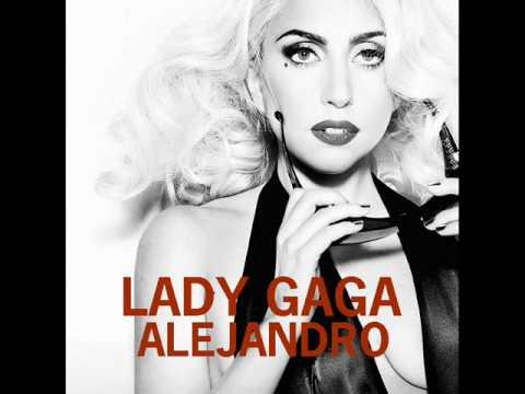Lady Gaga-Alejandro Karaoke/instrumental w/lyrics