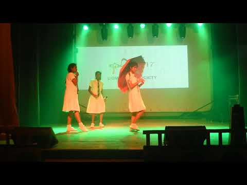 Wariyapola Sri Sumangala College Kandy - ආගිව්යා 2017❤️ Fun item by Highschool 😂