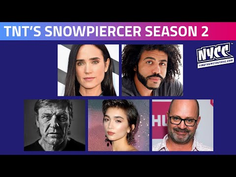 TNT's Snowpiercer Season 2 | First Look