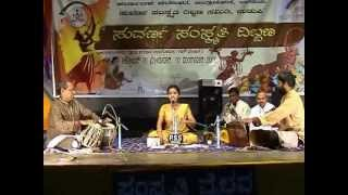 Vishwavinootana Vidyachetana Kannada Patriotic Song by MAHALAXJMI SHENOY  KARKALA