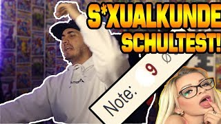 S*XUALKUNDE SCHULTEST! | Crewzember
