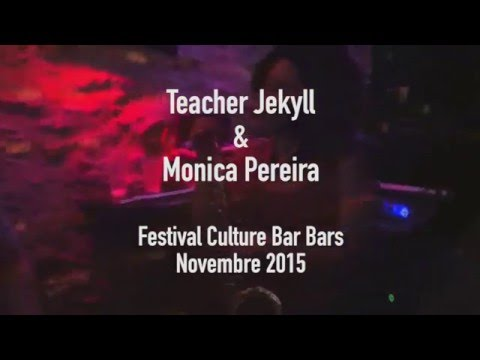 TEACHER JEKYLL - Culture Bar Bars