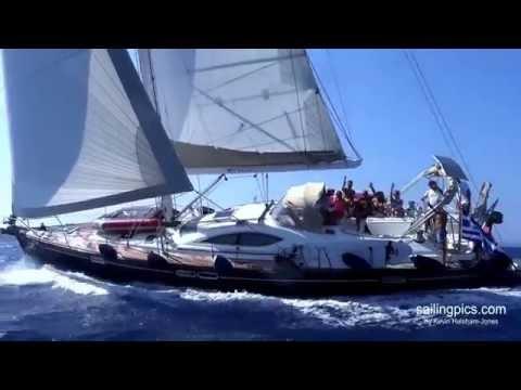 "Manos Yachting - Jeanneau Sun Odyssey 54DS ""HENK"""