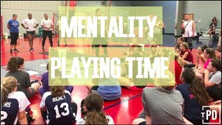 The Packaged Deal Mentality: Playing Time