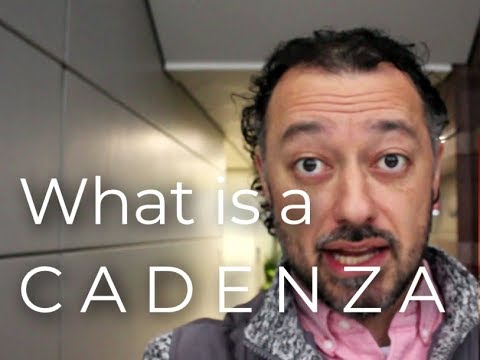 Our Music S2E2: What's a Cadenza?