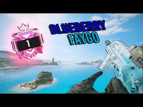 R6 - PC | Blueberry Faygo