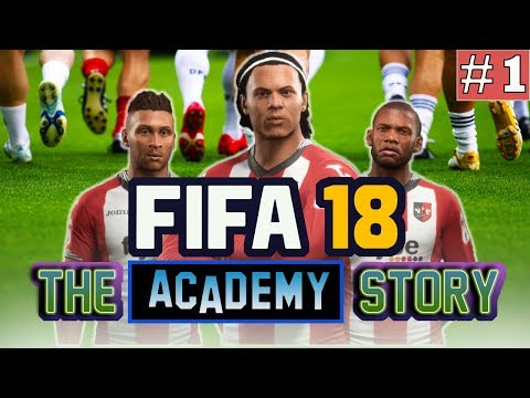 FIFA 18 - The Academy Story - A Beast Is Born - S2 Episode 1