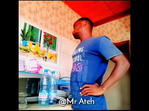 See what Hunger did to this Guy (Mr Ateh)
