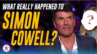 What Really Happened To Simon Cowell? Who Will REPLACE Him As Judge On America's Got Talent?