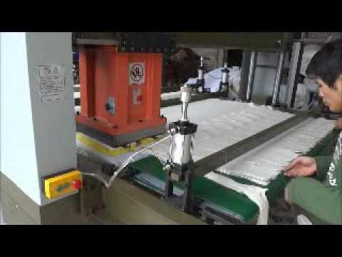 shoe cutting machine video YouTube