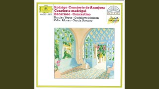 Rodrigo: Concierto de Aranjuez For Guitar And Orchestra - 1. Allegro con spirito