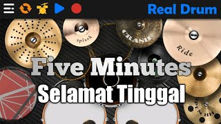 Five minutes | real drum cover ...