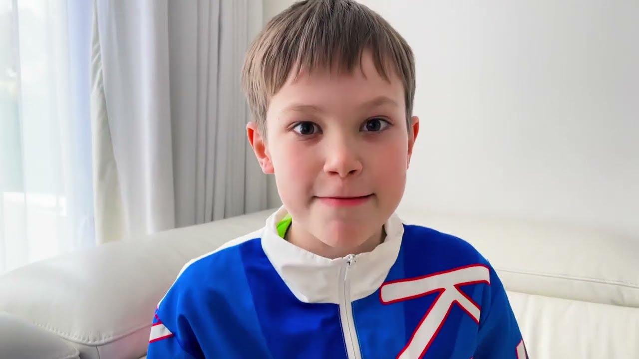 Катя и Макс устроили холодное VS горячее челлендж
