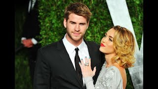 Liam Hemsworth and Miley Cyrus 2018★Лиам Хемсворт и Майли Сайрус 2018