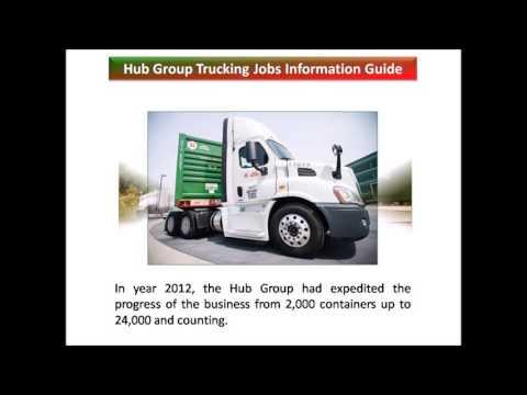 Hub Group Trucking Jobs