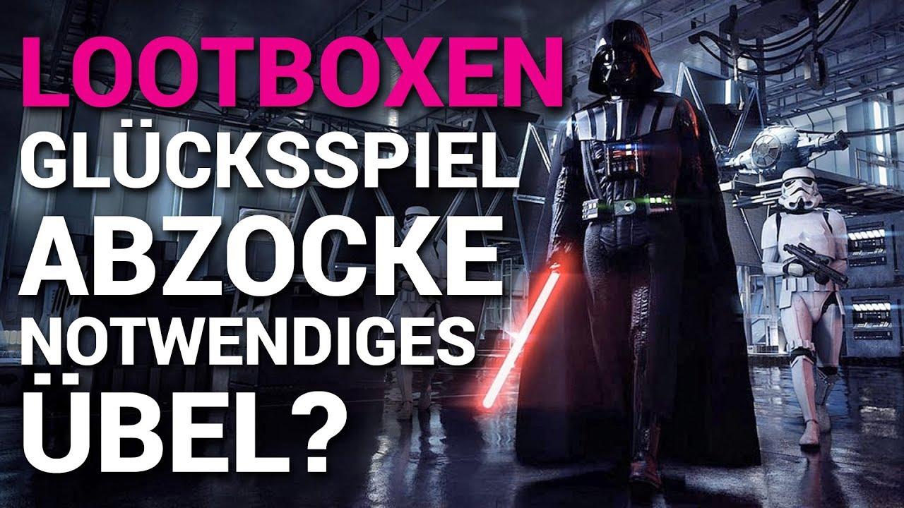 Lootboxen GlГјcksspiel