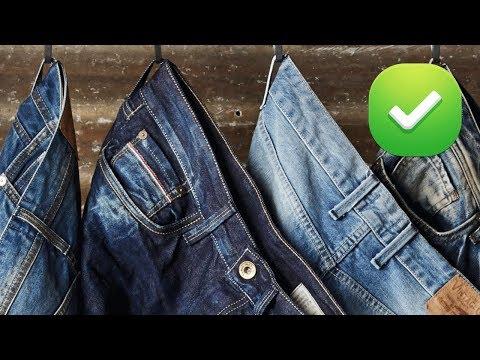 Как правильно стирать джинсы, стирка джинсов и уход