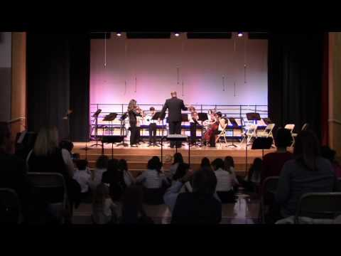 Weston Intermediate School Chorus and Orchestra Winter Concert 2017