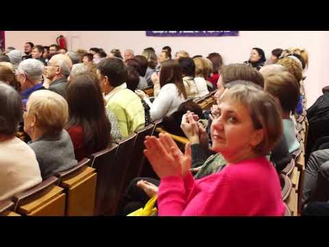 Отчетный концерт Бийского музколледжа