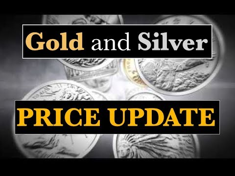Gold & Silver Price Update - December 26, 2018 + Your Vote Counts