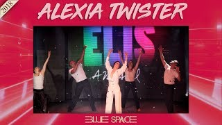 Blue Space Oficial - Alexia Twister e Ballet - 20.10.18