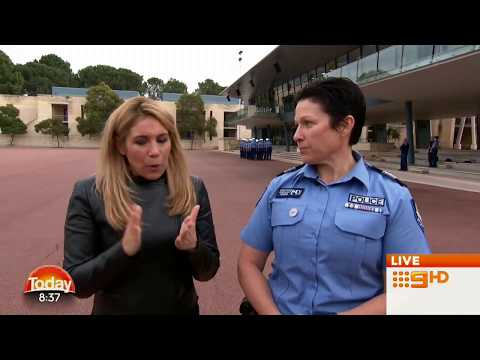 WA Police Academy | 9 News Perth