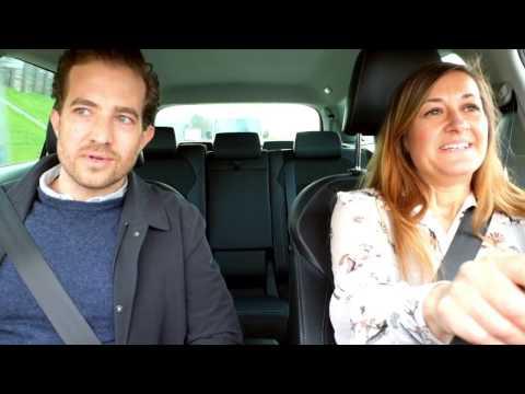 My-Pleasure.dk på køretur med marketingchefen fra Skoda