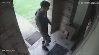 Police looking for package thieves who hit 4 homes in Pasadena neighborhood
